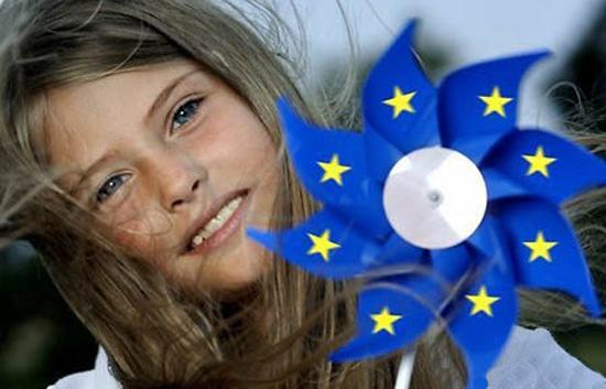 Европейское воспитание детей